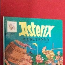 Cómics: ASTERIX A BRETAÑA - GOSCINNY & UDERZO - CARTONE - EN CATALAN. Lote 114852835