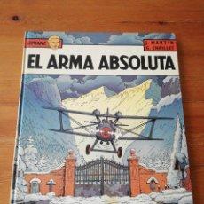 Fumetti: EL ARMA ABSOLUTA. Lote 114892127