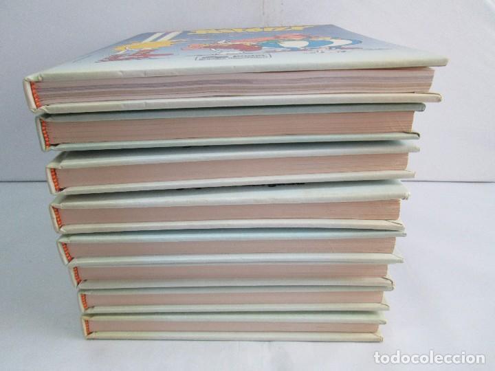 Cómics: LAS AVENTURAS DE ASTERIX. 8 VOLUMENES. GUION GOSCINNY. ILUSTRACION UDERZO. GRIJALBO 1990 - Foto 3 - 114926963
