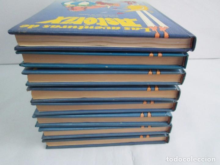 Cómics: LAS AVENTURAS DE ASTERIX. 8 VOLUMENES. GUION GOSCINNY. ILUSTRACION UDERZO. GRIJALBO 1990 - Foto 5 - 114926963