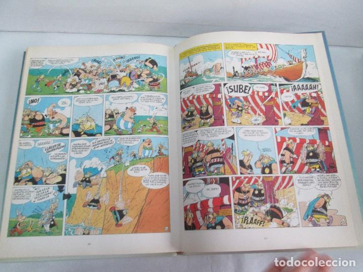 Cómics: LAS AVENTURAS DE ASTERIX. 8 VOLUMENES. GUION GOSCINNY. ILUSTRACION UDERZO. GRIJALBO 1990 - Foto 14 - 114926963