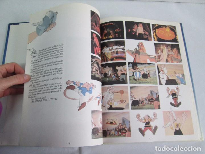 Cómics: LAS AVENTURAS DE ASTERIX. 8 VOLUMENES. GUION GOSCINNY. ILUSTRACION UDERZO. GRIJALBO 1990 - Foto 42 - 114926963