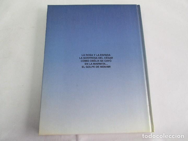 Cómics: LAS AVENTURAS DE ASTERIX. 8 VOLUMENES. GUION GOSCINNY. ILUSTRACION UDERZO. GRIJALBO 1990 - Foto 44 - 114926963