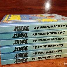 Cómics: VOLUMENES 2 A 7 DE LAS AVENTURAS DE ASTERIX. Lote 114928271