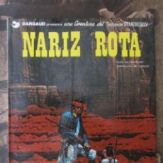 Cómics: TENIENTE BLUEBERRY NARIZ ROTA. ED. GRIJALBO/DARGAUD 1981. Lote 115004647