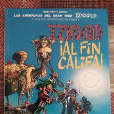 Cómics: IZNOGUD Nº 18. ¡AL FIN CALIFA! EDITORIAL GRIJALBO. Lote 115033907