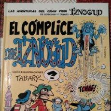 Cómics: IZNOGUD Nº 13. EL COMPLICE DE IZNOGUD. EDITORIAL GRIJALBO. Lote 115034147