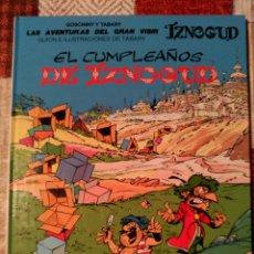 Cómics: IZNOGUD Nº 16. EL CUMPLEAÑOS DE IZNOGUD. EDITORIAL GRIJALBO. Lote 115034279