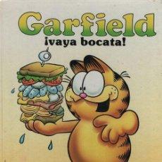 Fumetti: GARFIELD Nº 3 - VAYA BOCATA - ALBUM DE TAPA DURA - GRIJALBO. Lote 115067107