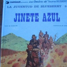 Cómics: BLUEBERRY--JINETE AZUL. Lote 115108715