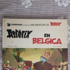 Cómics: ASTERIX EN BELGICA, , EDITORIAL GRIJALBO, DARGAUD, ILUSTRACIONES DE URDEZO, 1979. Lote 115190803