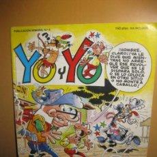 Cómics: YO Y YO Nº 6. EDICIONES JUNIOR. GRIJALBO.. Lote 115231951