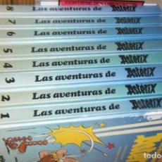 Cómics: LAS AVENTURAS DE ASTERIX COMPLETA, 8 TOMOS 32 NUMEROS GRIJALBO DARGAUD ACOLCHADA. Lote 115259943