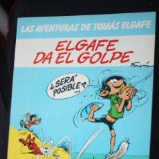 Cómics: LAS AVENTURAS DE TOMAS EL GAFE Nº 3 : EL GAFE DA EL GOLPE ( DE FRANQUIN). Lote 115374623