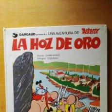 Cómics: ASTÉRIX Y OBELIX LA HOZ DE ORO DARGAUD 1980. Lote 115386992
