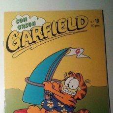 Cómics: REVISTA GARFIELD Nº 19. Lote 115407931