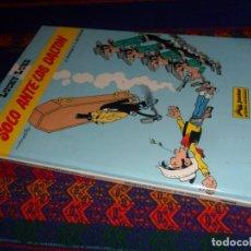 Cómics: LUCKY LUKE Nº 55 SOLO ANTE LOS DALTON. GRIJALBO JUNIOR 1995. BUEN ESTADO Y MUY DIFÍCIL.. Lote 115617475