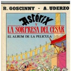 Cómics: ASTÉRIX Y LA SORPRESA DEL CESAR -1ª EDICIÓN 1986-. Lote 116114079