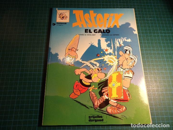 ASTERIX EL GALO. GRIJALBO. RUSTICA. (H-1) (Tebeos y Comics - Grijalbo - Asterix)