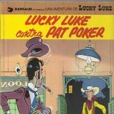 Cómics: LUCKY LUKE 53: LUCKY LUKE CONTRA PAT POKER, 1994, GRIJALBO, BUEN ESTADO. Lote 118769387