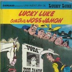 Cómics: LUCKY LUKE 46: LUCKY LUKE CONTRA JOSS JAMON, 1991, GRIJALBO, MUY BUEN ESTADO. Lote 118769406