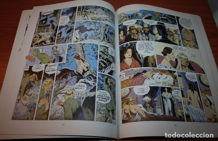 Cómics: JONATHAN CARTLAND - EL FANTASMA DE WAH-KEE - HARLE/BLANC-DUMONT - GRIJALBO/DARGAUD - 1984 - Foto 3 - 116263451