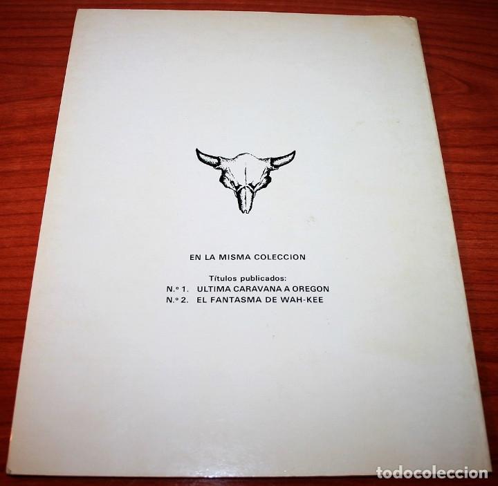 Cómics: JONATHAN CARTLAND - EL FANTASMA DE WAH-KEE - HARLE/BLANC-DUMONT - GRIJALBO/DARGAUD - 1984 - Foto 4 - 116263451