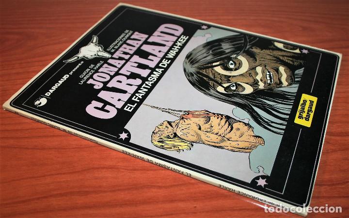 Cómics: JONATHAN CARTLAND - EL FANTASMA DE WAH-KEE - HARLE/BLANC-DUMONT - GRIJALBO/DARGAUD - 1984 - Foto 5 - 116263451