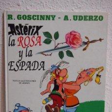 Cómics: ASTERIX LA ROSA Y LA ESPADA. TAPA DURA, GRIJALBO AÑO 199. NUMERO 29. Lote 116263651