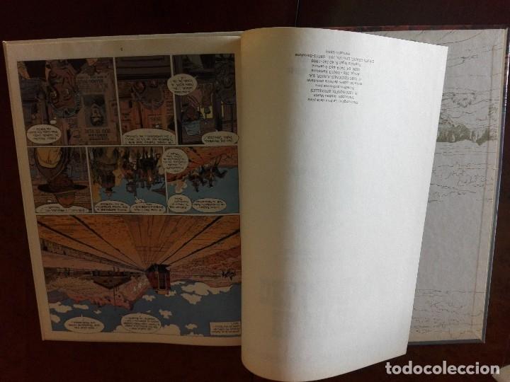 Cómics: UNA AVENTURA DEL TENIENTE BLUEBERRY N.4 EL HOMBRE DEL PUÑO DE ACERO - Foto 4 - 43747819