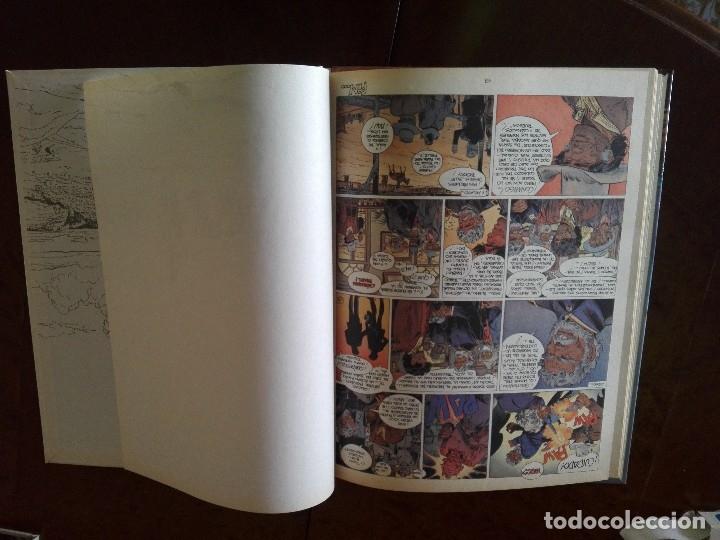 Cómics: UNA AVENTURA DEL TENIENTE BLUEBERRY N.4 EL HOMBRE DEL PUÑO DE ACERO - Foto 5 - 43747819