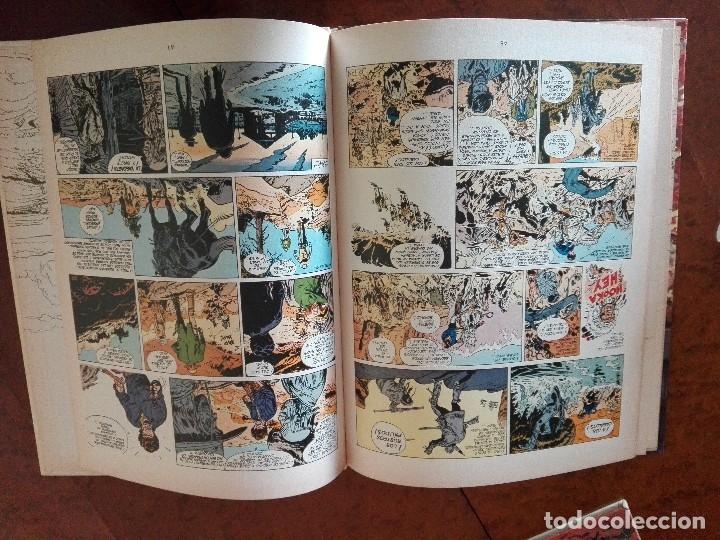 Cómics: UNA AVENTURA DEL TENIENTE BLUEBERRY N.4 EL HOMBRE DEL PUÑO DE ACERO - Foto 10 - 43747819