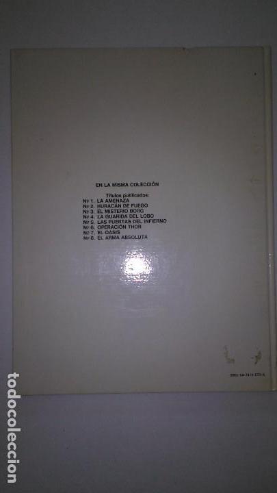 Cómics: LEFRANC EDICIONES. JUNIOR/GRIJALBO. 1988 - Foto 5 - 116613435