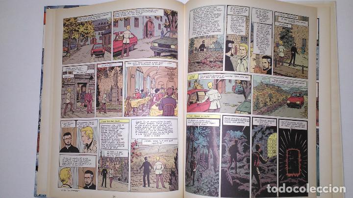 Cómics: LEFRANC EDICIONES. JUNIOR/GRIJALBO. 1988 - Foto 3 - 116613435