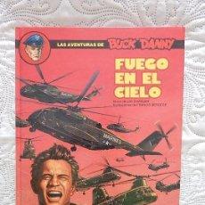 Cómics: LAS AVENTURAS DE BUCK DANNY - N. 43 - FUEGO EN EL CIELO. Lote 116694335