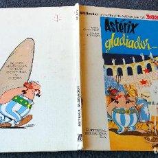 Cómics: ASTERIX PILOTE SIN NÚMERO - ORIGINAL 1ª - ASTÉRIX GLADIADOR 1968 - BRUGUERA - BUEN ESTADO. Lote 116791503