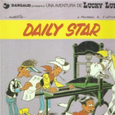 Cómics: DAILY STAR - LUCKY LUKE - MORRIS, FAUCHÉ Y LETURGE - Nº 30 - GRIJALBO / DARGAUD - 1986.. Lote 116826275