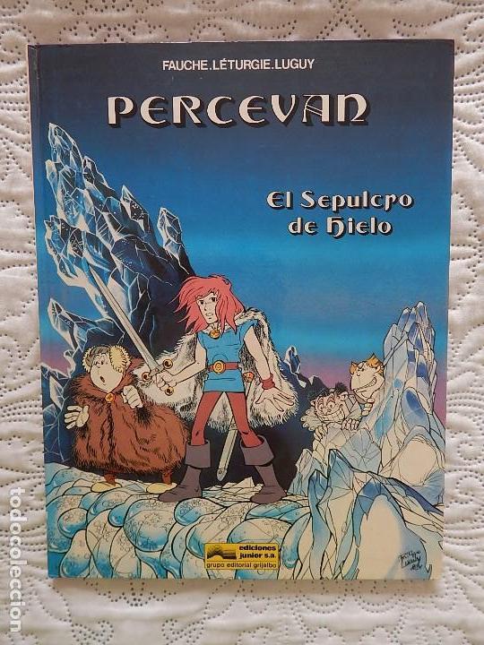 PERCEVAN - EL SEPULCRO DE HIELO -2 (Tebeos y Comics - Grijalbo - Percevan)