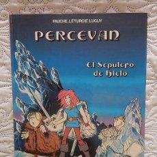 Cómics: PERCEVAN - EL SEPULCRO DE HIELO -2. Lote 116837043