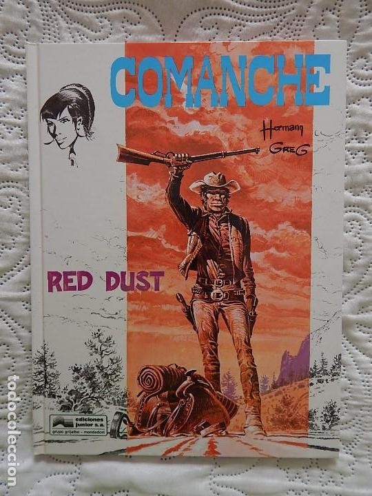 COMANCHE - RED DUST N. 1 (Tebeos y Comics - Grijalbo - Comanche)