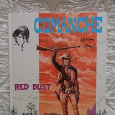 Cómics: COMANCHE - RED DUST N. 1. Lote 116838227