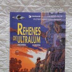 Cómics: UNA AVENTURA DE VALERIAN - REHENES DE ULTRALUM N. 16. Lote 116840339