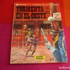 Cómics: BLUEBERRY TORMENTA EN EL OESTE ( GIRAUD CHARLIER) ¡MUY BUEN ESTADO! GRIJALBO 17 . Lote 116944167