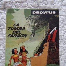 Cómics: PAPYRUS - LA TUMBA DEL FARAON N. 4. Lote 116960311