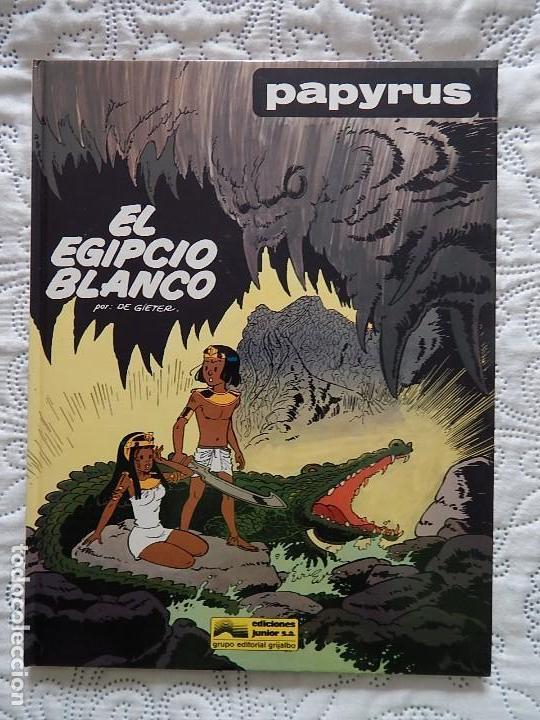 PAPYRUS - EL EGIPCIO BLANCO N. 5 (Tebeos y Comics - Grijalbo - Papyrus)