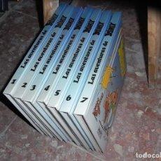 Cómics: LAS AVENTURAS DE ASTERIX, GRIJALBO, DARGAUD, 1990, 7 TOMOS. Lote 116993723