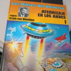 Cómics: GRIGALBO-JUNIOR.- LOS DIOSES DEL UNIVERSO Nº 1. DE 1979. Lote 117058599