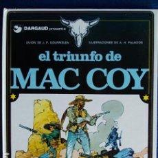 Cómics: MAC COY EL TRIUNFO DE MAC COY TAPA DURA. Lote 117270947