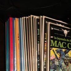 Cómics: MAC COY - 21 NÚMEROS - COMPLETA - IMPECABLE - GRIJALBO. Lote 117483338
