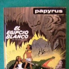 Cómics: PAPYRUS Nº 5 EL DIOS BLANCO GRIJALBO. Lote 117522115